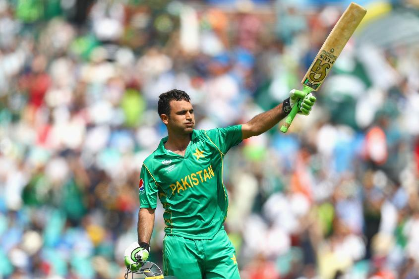 Mixing attacking boundary options and smart strike rotation, Fakhar Zaman anchored the Pakistan total with the most important innings of his life.