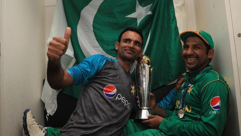 Sarfraz Ahmed, Fakhar Zaman