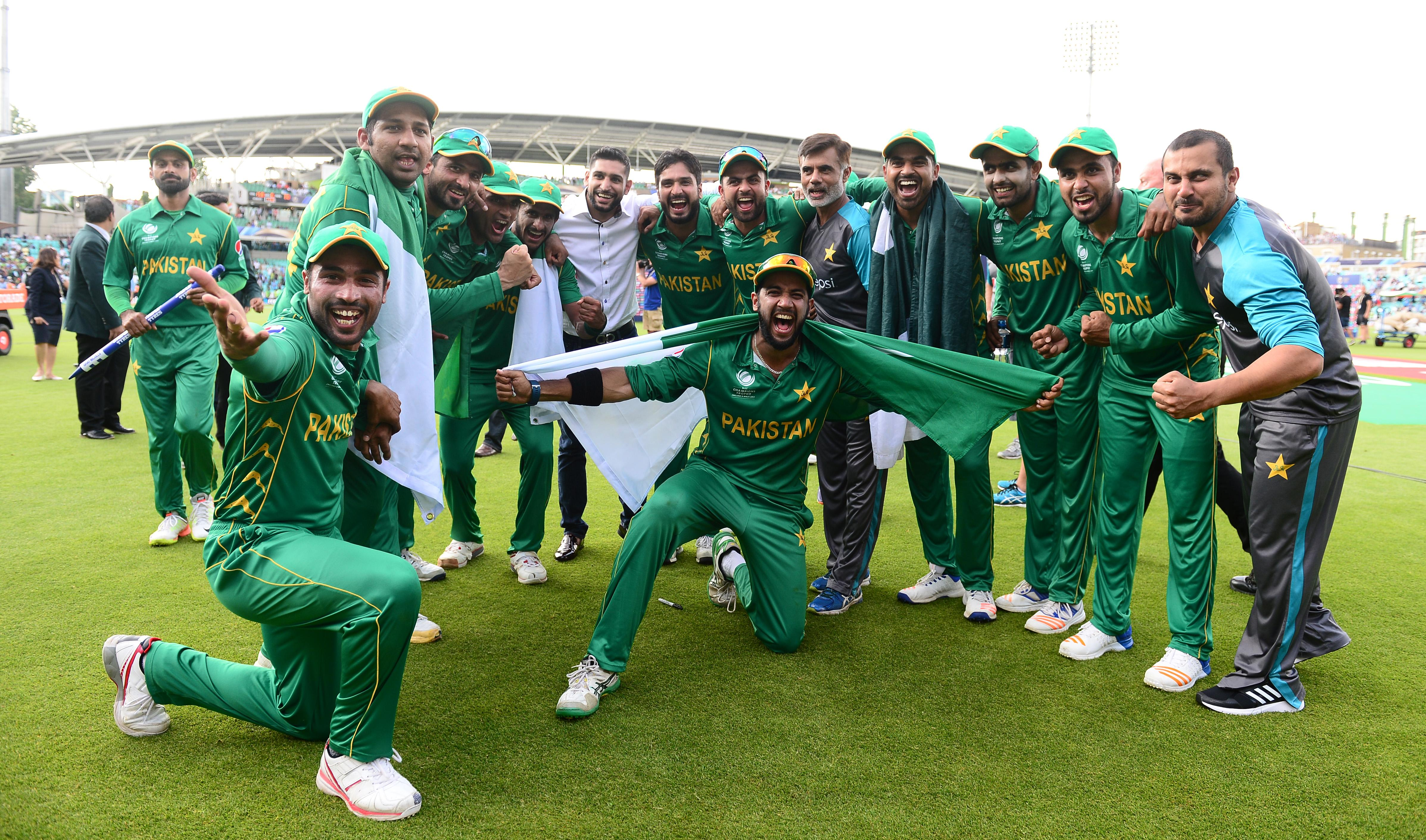 Pakistan S Champions Trophy Victory Is Great For World Cricket
