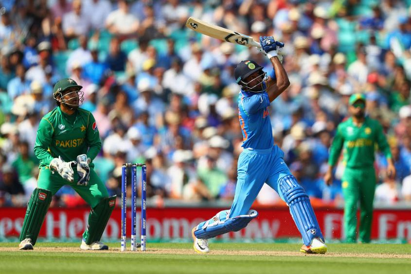 Hardik Pandya's heroics with the bat shouldn't obscure the fact that he had one of his best days with the ball before that.