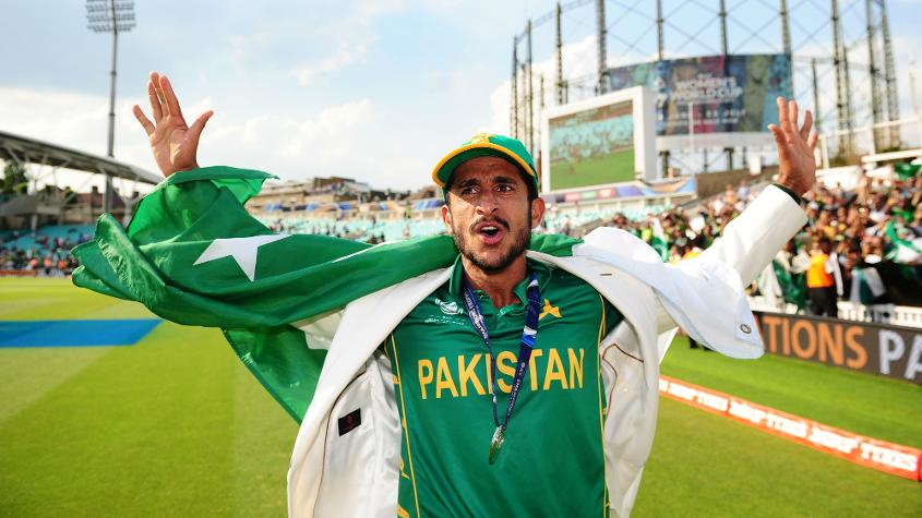 Hassan Ali has gained 12 positions to reach seventh rank.