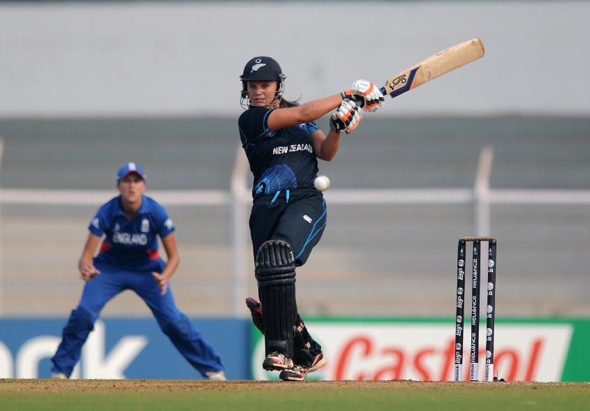 Suzie Bates is just two matches short of making a century of appearances for New Zealand at the World Cup