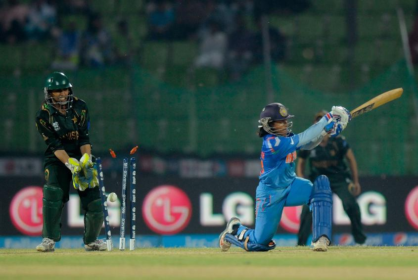 India have an advantage over Pakistan in both the ODI and T20 formats of the game.