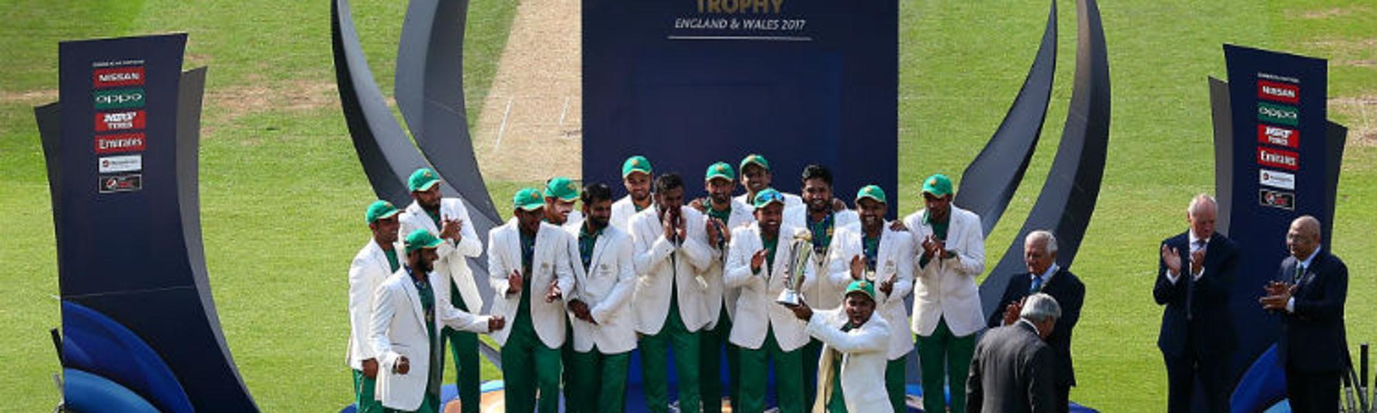 Pakistan champions