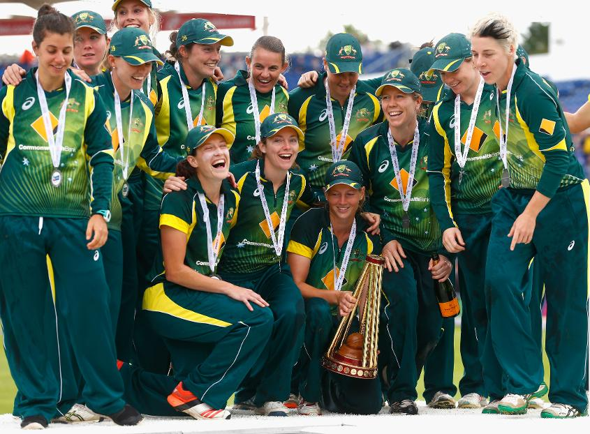 Australia's most recent triumph over rivals England was when the women from Down Under won the 2015 Ashes in England