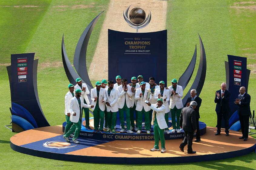 The ICC Champions Trophy Was A Roaring Success