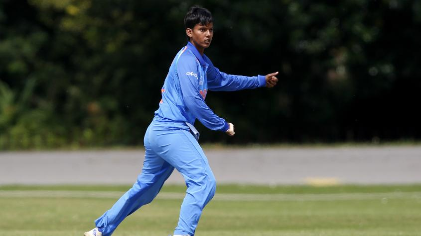 According to India captain Mithali Raj, Deepti Sharma