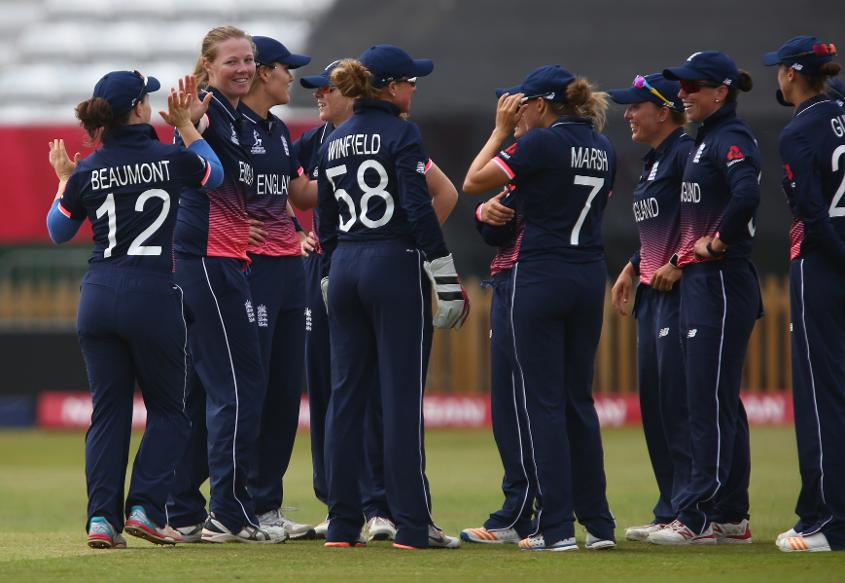 According to Heather Knight, the England team are sticking to their strengths with the added bonus of playing a World Cup at home.