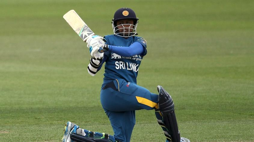 Nipuni Hansika was the second-highest run-scorer for Sri Lanka in the Women's World Cup Qualifiers.