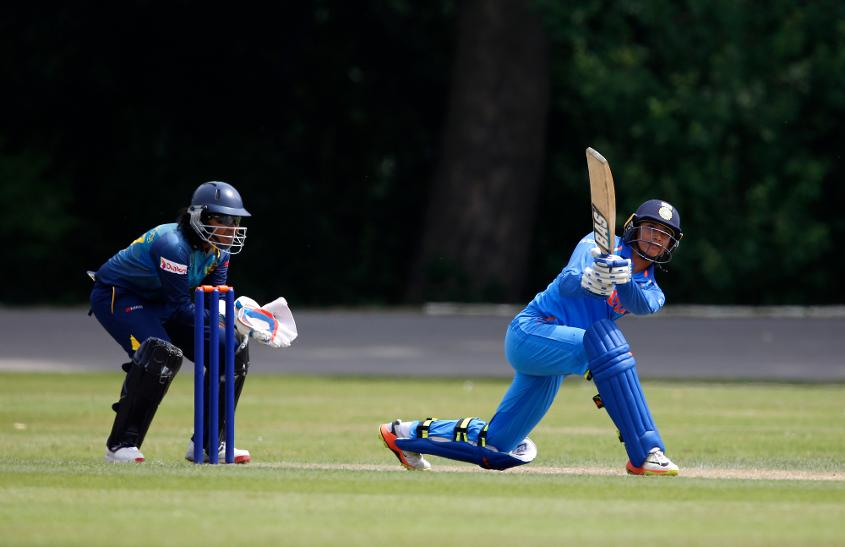 If Mandhana, who not long ago was India's first choice at the top, comes in, it would push Raj to No. 4, and that would add some much-needed depth to the line-up.