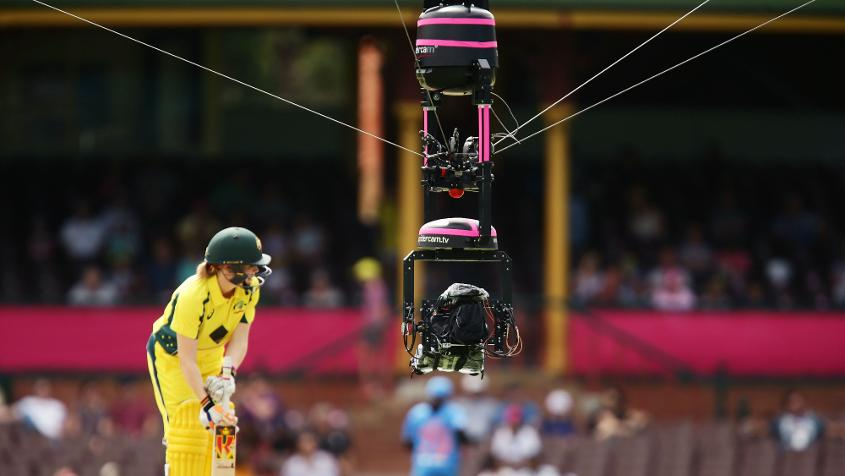 Ten matches will be broadcast live on TV, with 30 cameras in operation.