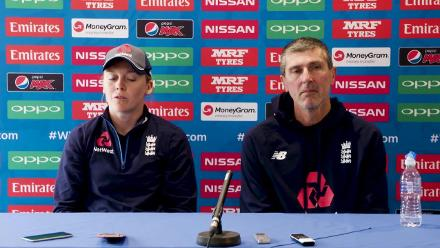 ENG vs IND - England Pre-Match Press Conference