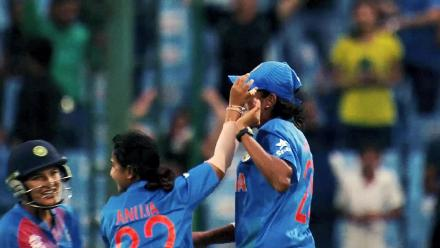 ENG v IND - Jhulan Goswami Feature