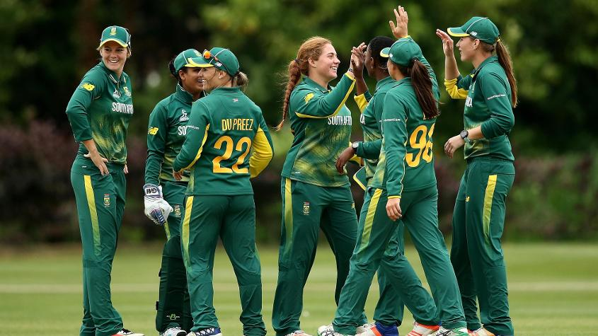 South Africa has made a strong impression since the start of the Women's Championship in 2014