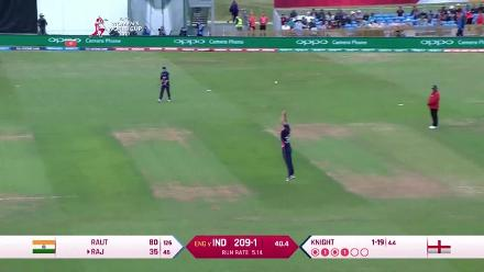 FIFTY: Mithali Raj records seventh consecutive half-century in ODIs