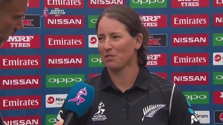 #WWC17 NZ v SL: Player of the match