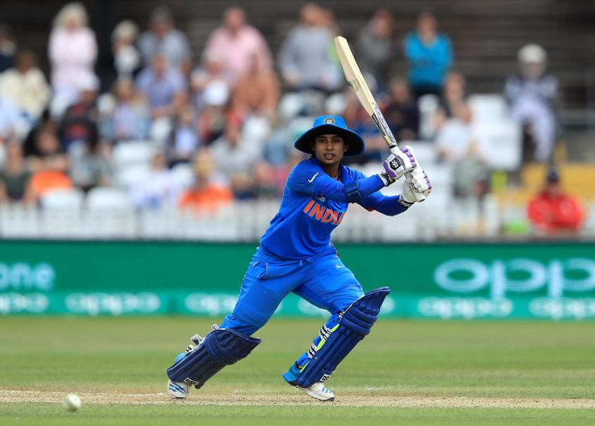 """""""It's important you get a good start like this and it was a brilliant partnership between the openers,"""" said Mithali Raj."""