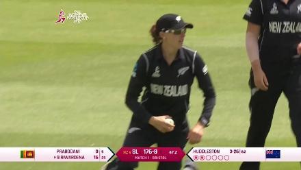 HIGHLIGHTS: New Zealand Women v Sri Lanka Women