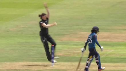 #WWC17 Sri Lanka lose wickets in a cluster