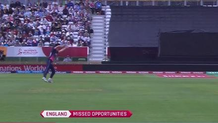 ENG vs IND - Missed opportunities for England so far