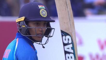 #WWC17 ENG vs IND - Smriti Mandhana innings