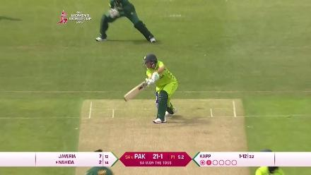 100 up for Pakistan