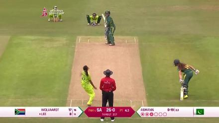 #WWC17: 50 up for South Africa