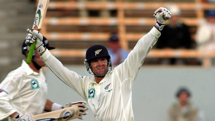 Nathan Astle scored 200 against England and it gave me a thought that I would like to be hitting the ball into the stands.