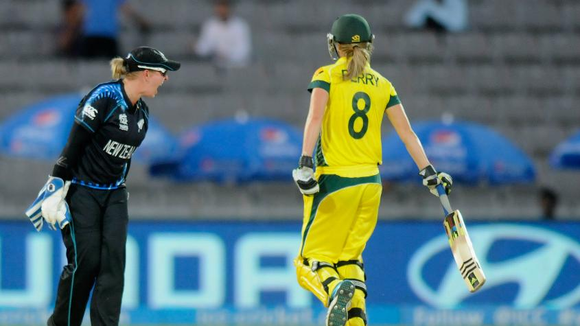 Beating the Aussies is always special.