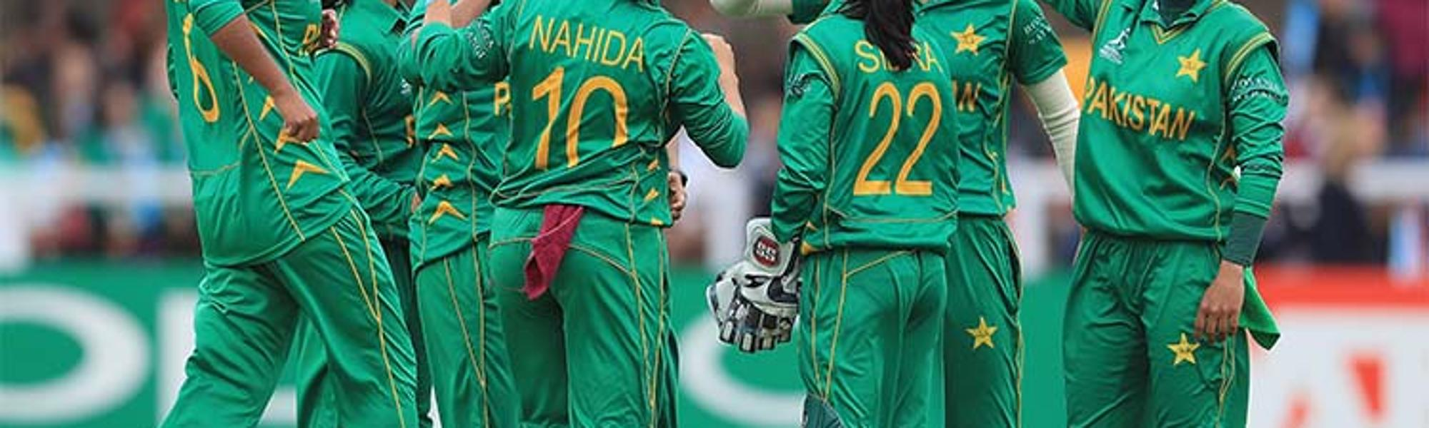 Pakistan is in must-win territory after losing its first two games in the tournament.