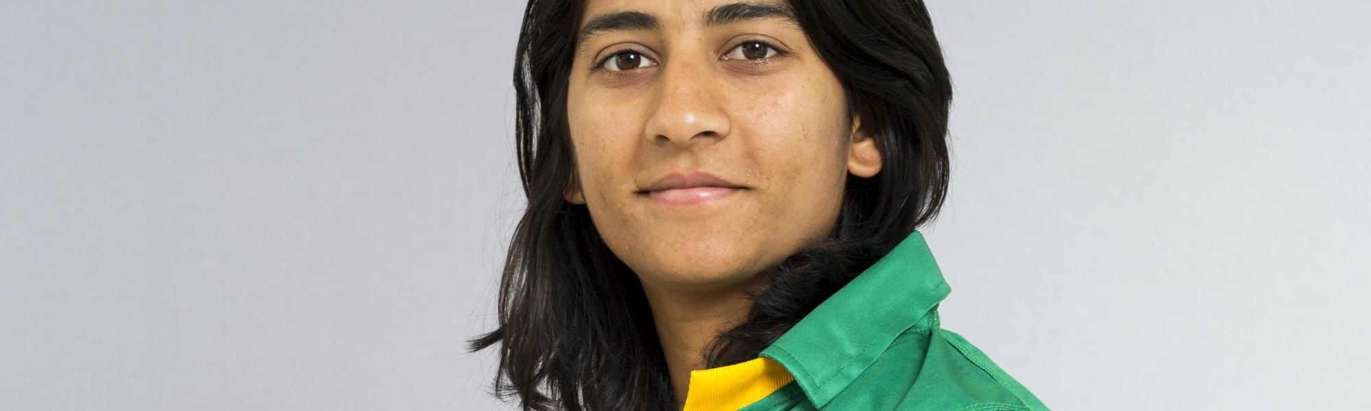 Iram Javed has not represented Pakistan since the Asia Cup T20 final in December last year.