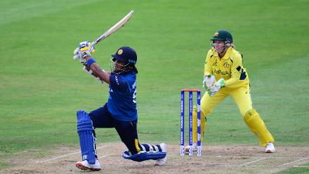 ICC Women's World Cup Match 8 - Sri Lanka v Australia, Bristol