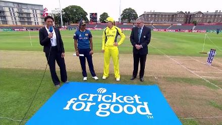 #WWC17 TOSS REPORT: Australia win the toss and elect to field