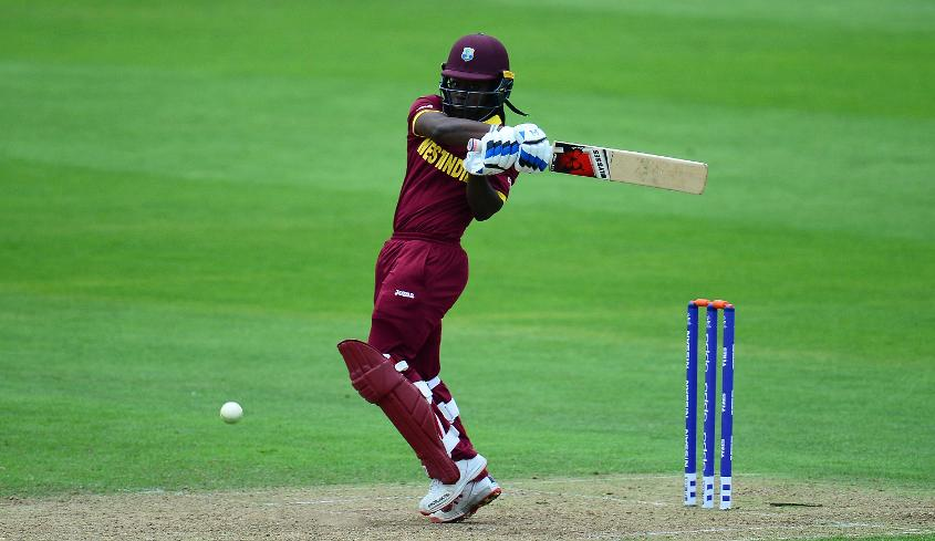 """I'm feeling good about the achievement, to be playing for West Indies, to be playing so many matches,"" said Dottin"