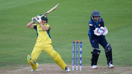Despite losing Beth Mooney early, Nicole Bolton (60) and Meg Lanning led the chase with a 133-run second-wicket stand.