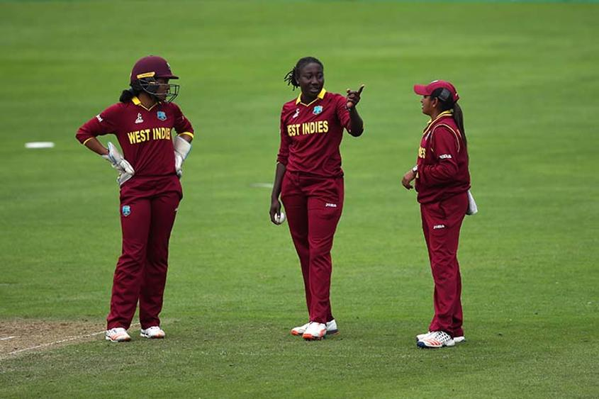 According to Anisa Mohammed, West Indies need to express themselves on the field to be successful