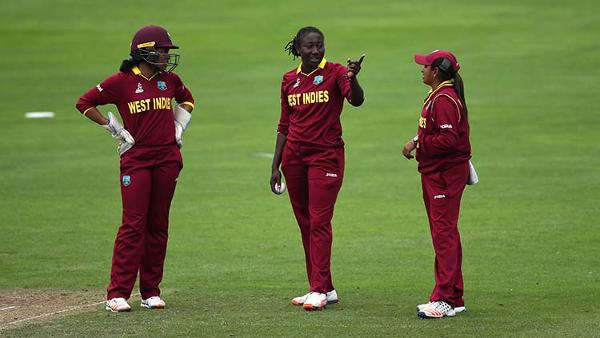 WWC17 Report Card: West Indies