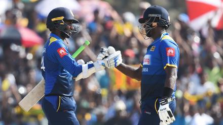 Sri Lanka v Zimbabwe, 2nd ODI, Galle