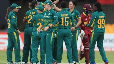 ICC Women's World Cup Match 12 - South Africa v West Indies, Leicester