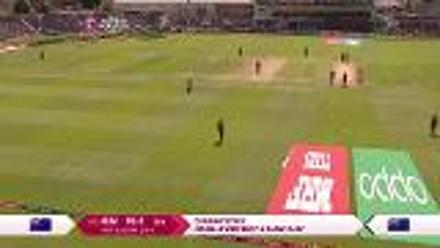 #WWC17 NZ v Aus: Meg Lanning innings