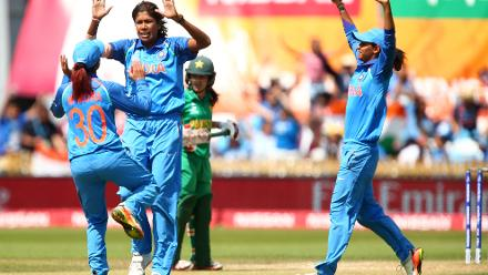 ICC Women's World Cup Match 11 - India v Pakistan, Derby