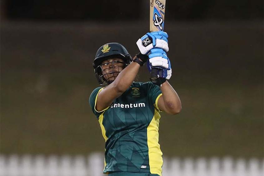 The vice-captain of South Africa hopes to score her maiden ODI hundred at the World Cup
