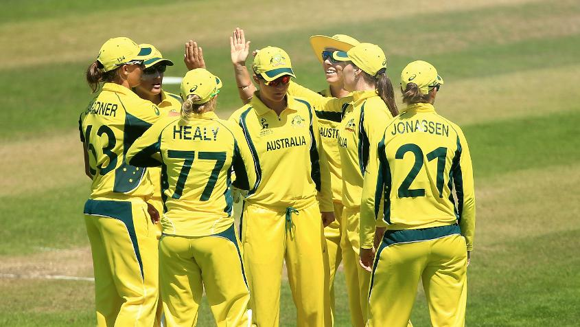 Australia will look to make it four in four when it takes on West Indies.