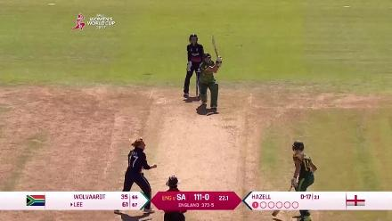 #WWC17 ENG v SA - Match highlights