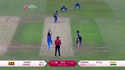 #WWC17 SL v IND - Match Highlights