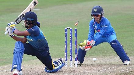 ICC Women's World Cup Match 14 - Sri Lanka v India, Derby