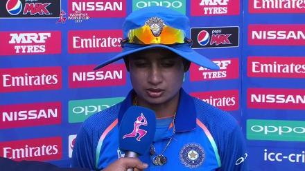 #WWC17 SL v IND - Captains' interview