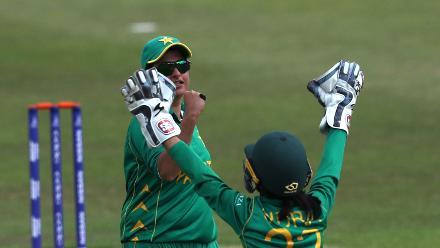 ICC Women's World Cup Match 15 - Australia v Pakistan, Leicester