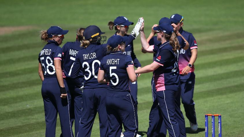 England women.