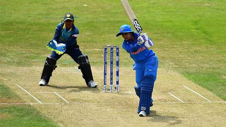 ICC Women's World Cup Match 14 - Sri Lanka v India, Derby